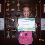 Елеонора Милева, Варна, 3 клас