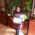 Карла Асенова, Берковица, 3 клас