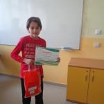 Кирил Пашалиев, Гоце Делчев, 4 клас