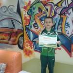 Виктор Иванов, Плевен, 1 клас